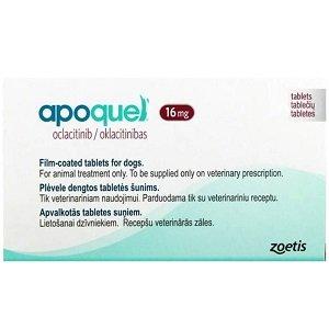 apoquel 16 mg 100 tabs