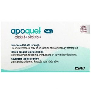 apoquel 5.4 mg x 20 tablet