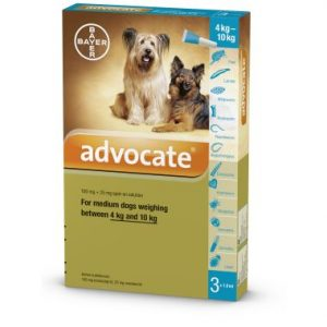 Advocate for Dogs 4-10kg