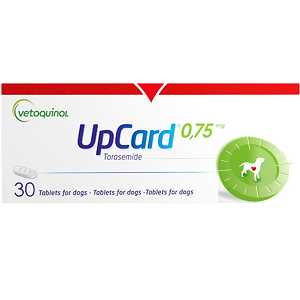 UpCard 0,75 mg- 30 Tablets