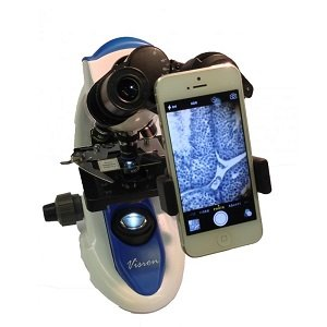 INSIGHT MICROSCOPE EYEPIECE ADAPTER FOR SMARTPHONES