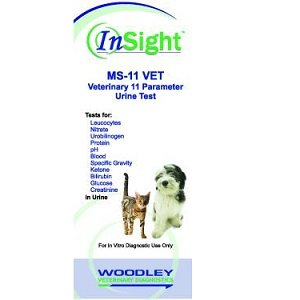 INSIGHT URINALYSIS MS-11 URINE STRIPS
