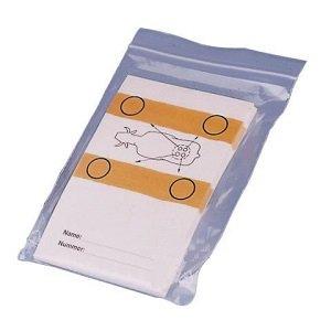 Mastitis indicator paper