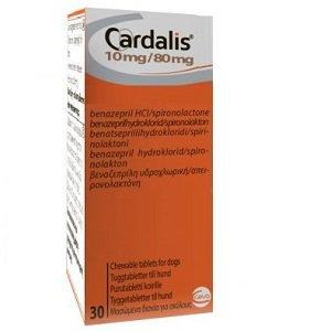 cardialis 10-80 mg