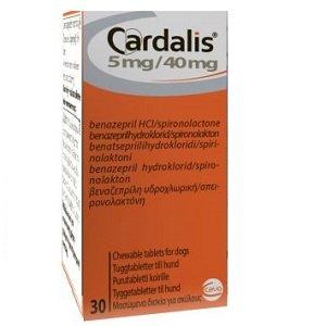 cardialis 5-40 mg